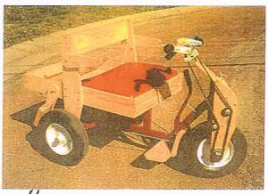 Early PET Prototype