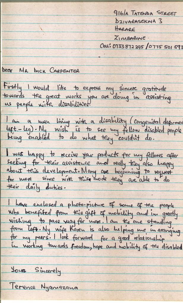 Zimbabwe letter[6]
